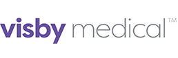 visby medical logo
